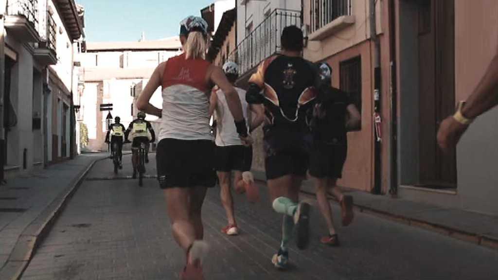 Carrera de montaña - Ribera Run Race 2017