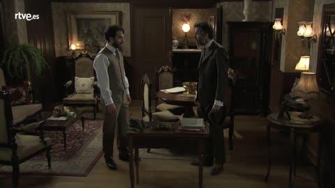Acacias 38 - Riera ayudará a Diego para acabar con Úrsula