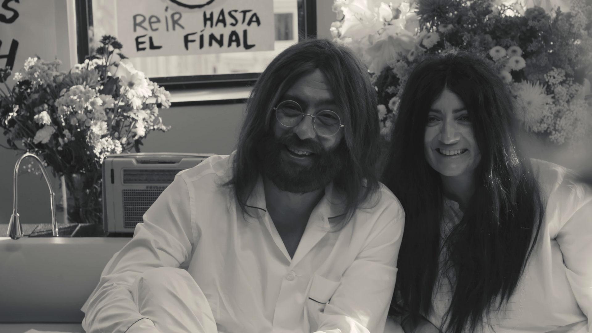 """""""Ríete en paz"""" con Andreu Buenafuente y Silvia Abril en la gala de los Premios Goya"""