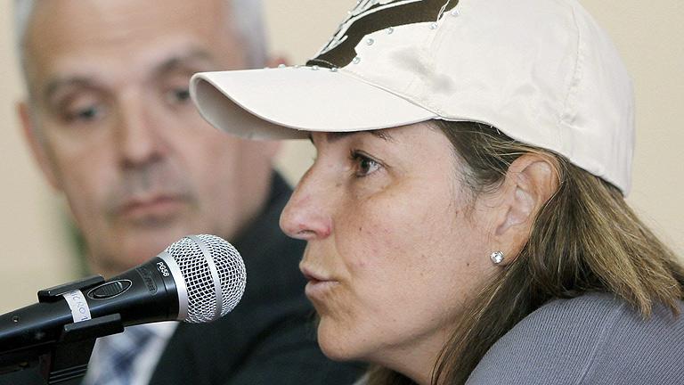 'Rifi-rafe' entre Arantxa y Anabel Medina