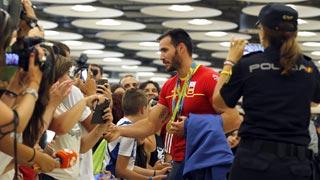 Río 2016 | Los medallistas españoles llegan a casa