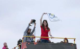 Río 2016 | Los medallistas, recibidos como héroes en sus lugares de origen