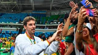 """Río 2016   Pau Gasol: """"Hemos sido una generación que ha marcado una época"""""""