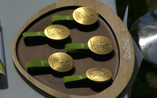 Río 2016 | Los premios e impuestos por las medallas olímpicas cambian mucho según el país