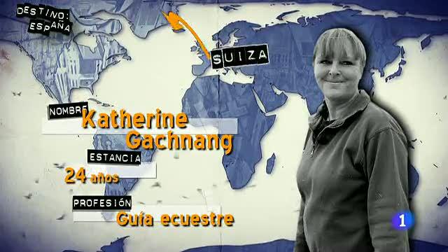 Destino España - Rioja III -  Katherine