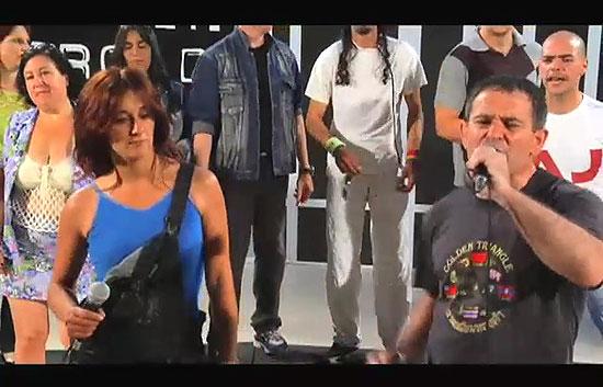 """El coro de la cárcel - """"El ritmo del garaje"""""""