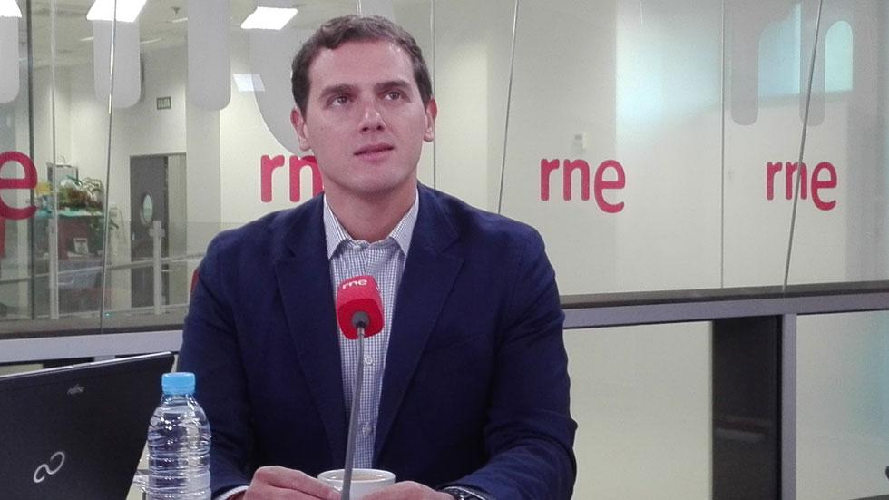 Las mañanas de RNE - Rivera: Rajoy debe pedir a Rita Barberá el escaño como senadora