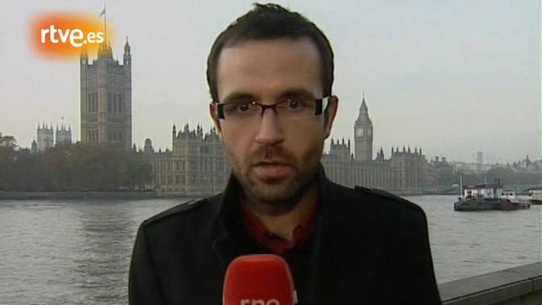 Corresponsalía de RNE en Londres