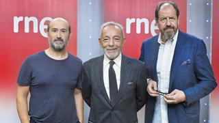RNE prepara un Quijote de auténtico lujo con José Luis Gómez, José María Pou, Javier Cámara y Michelle Jenner