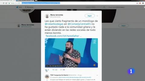 Rober Bodegas se disculpa por ofender a los gitanos en un monólogo
