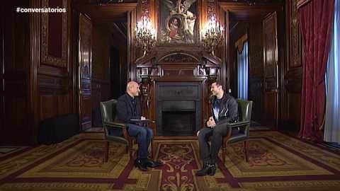 Conversatorios en Casa de América - Roberto Manrique