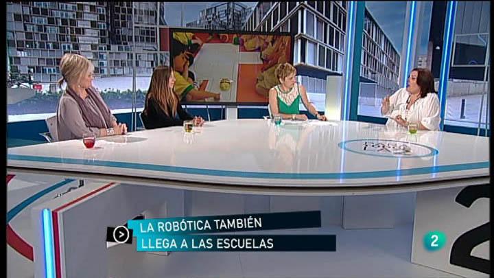 Para Todos La 2 - Debate: La robótica en la educación