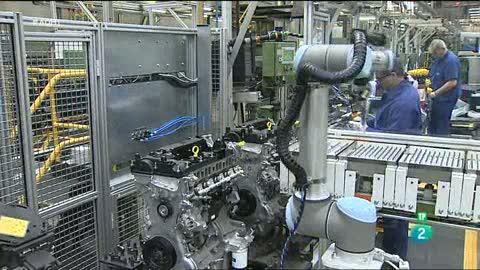 ¿Los robots trabajan?