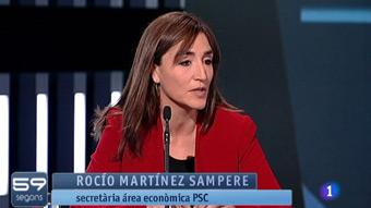 59 segons -  Rocío Martínez Sampere