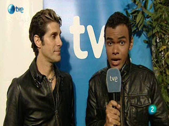 Rock in Rio Madrid 2010: En el 'backstage' con Jane's Addiction