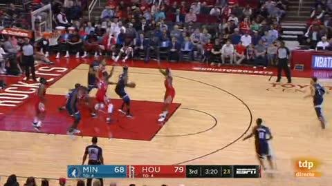Los Rockets siguen imparables en la NBA