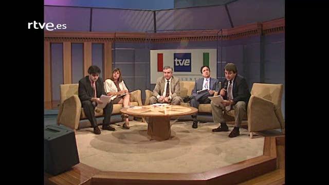 """Arxiu TVE Catalunya - Roda de premsa """"Sant Cugat, 10 anys"""""""