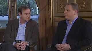 Conversatorios en Casa de América - Rodolfo Miranda Soriano y José Raúl Castro