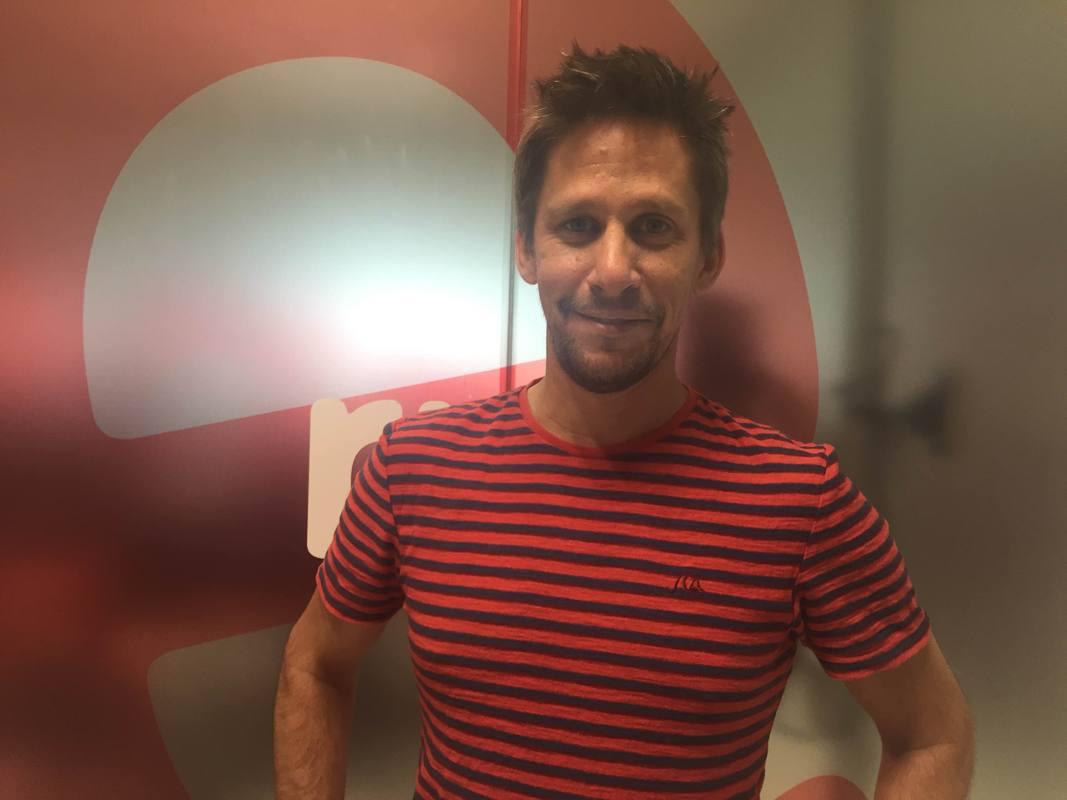 Rodrigo Arribas, director de 'Trabajos de amor perdidos'