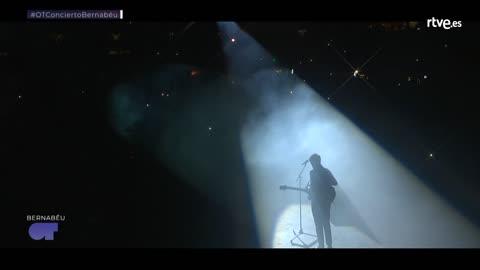 OT Bernabéu - Roi canta 'Por una vez más'