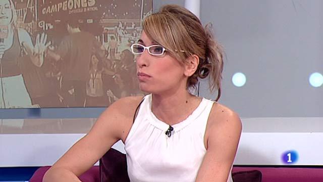 Más Gente - Silvia Barba nos presenta 'La Roja por dentro', un libro sobre los secretos de la Selección Española de Fútbol