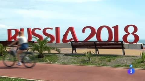 Informe Semanal - La Roja en Rusia