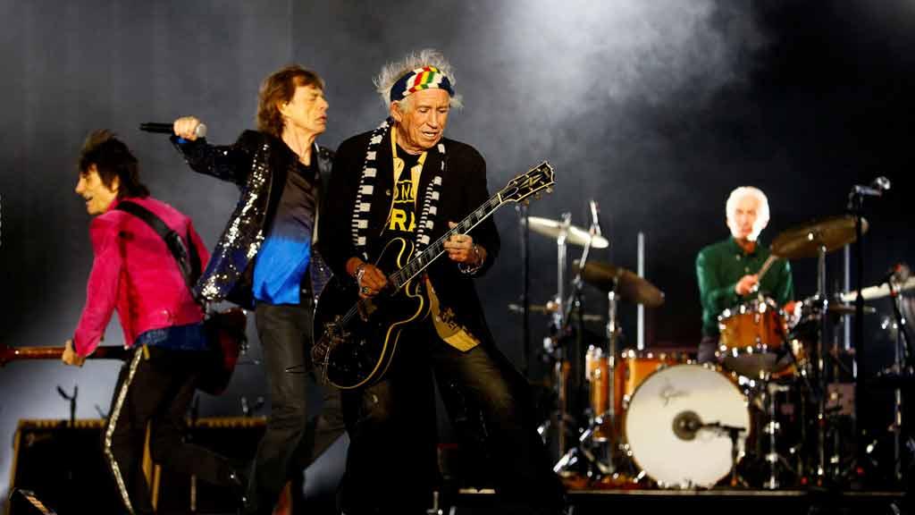 Los Rolling Stones ofrecen en Barcelona su único concierto en España