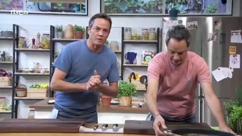 Torres en la cocina - Rollito de pavo