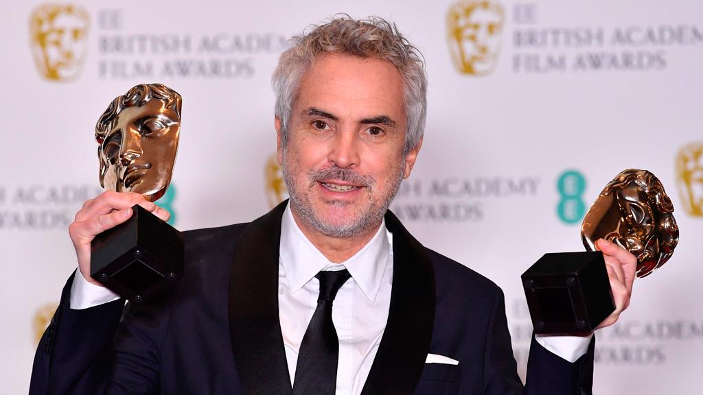 'Roma' de Alfonso Cuarón, gana los BAFTA a Mejor Película y Director