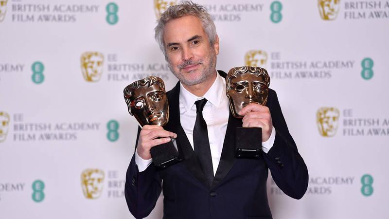 'Roma', de Alfonso Cuarón, se lleva el Bafta a mejor película