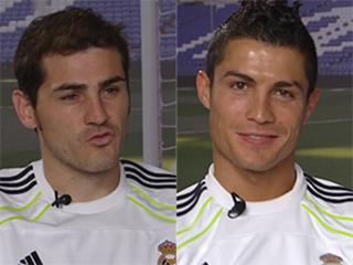 Ver vídeo  'Ronaldo contra Casillas'