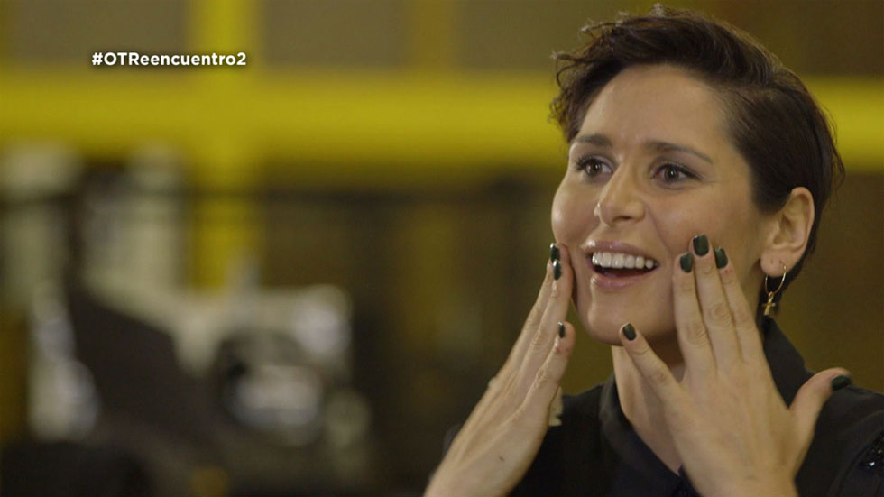 """OT. El Reencuentro - Rosa López: """"Me enamoré de Manu Guix"""""""