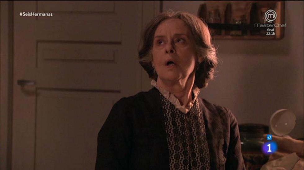 Seis Hermanas - Rosalía echa a Benjamín de casa Silva