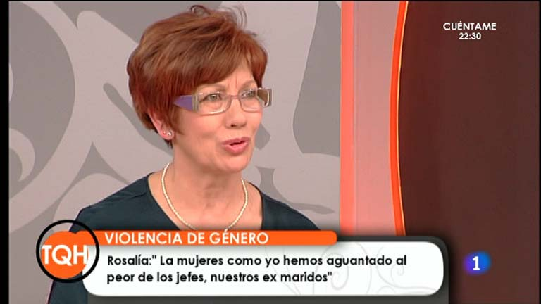 Tenemos que hablar - Rosalía dice que ella no es una maltratatada, es una superviviente