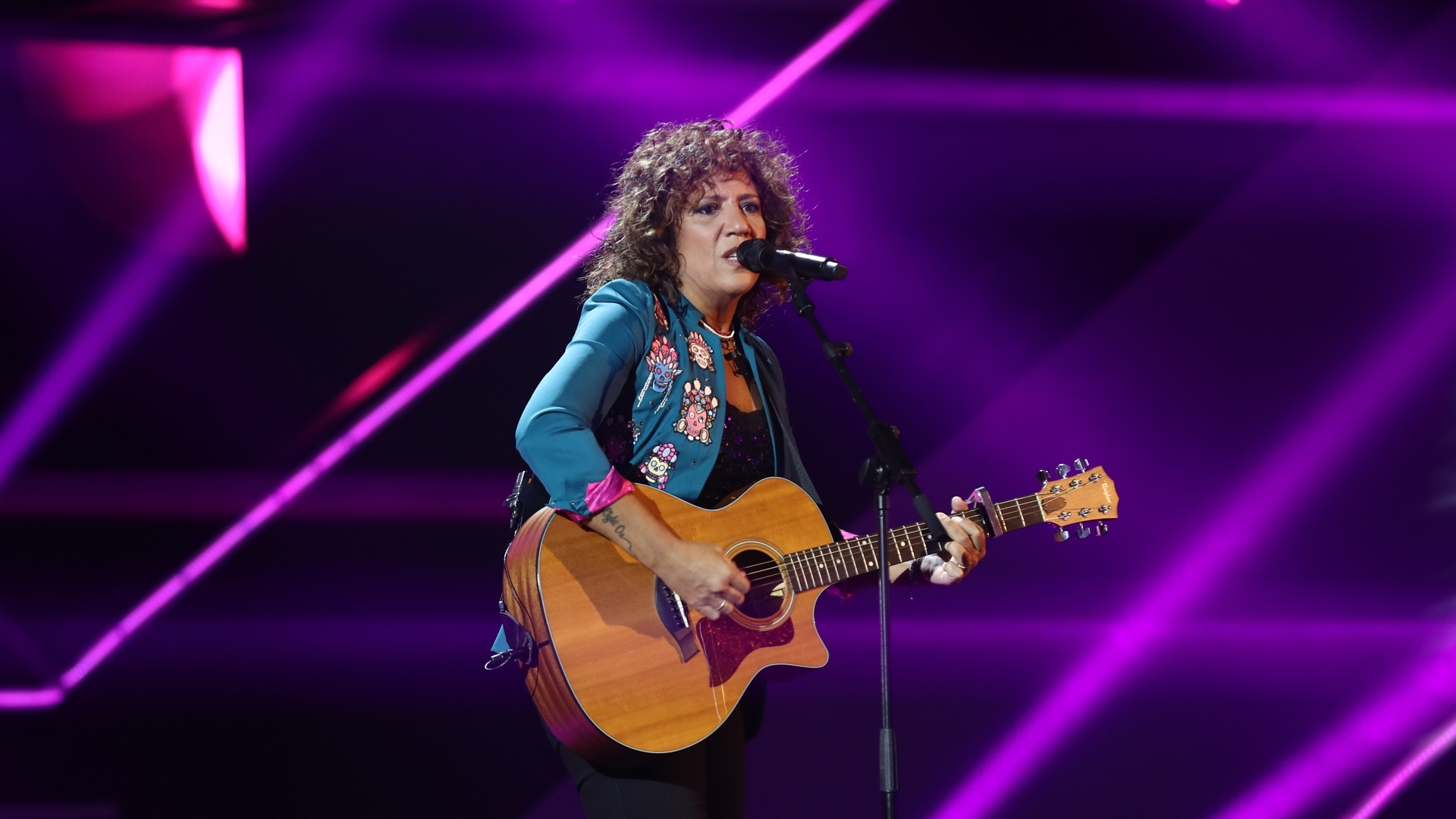 """OT 2018 - Rosana canta """"En la memoria de la piel"""" en la gala 11"""