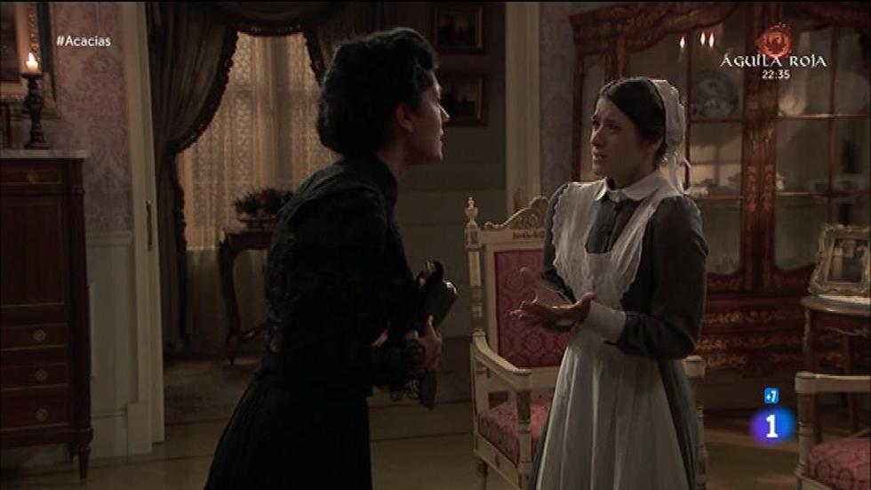 "Acacias 38 - Rosina a Casilda: ""Eres la novia de un asesino"""