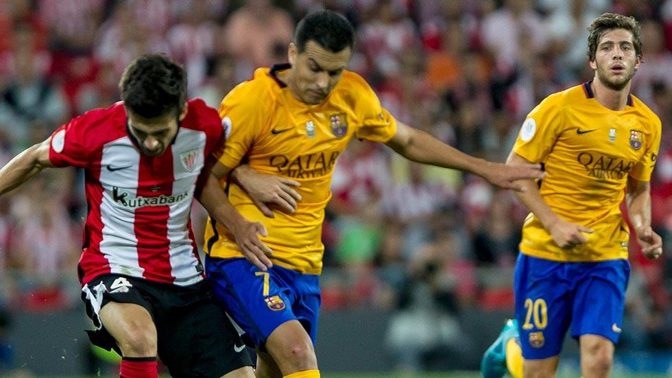 Las rotaciones pasaron factura al Barcelona