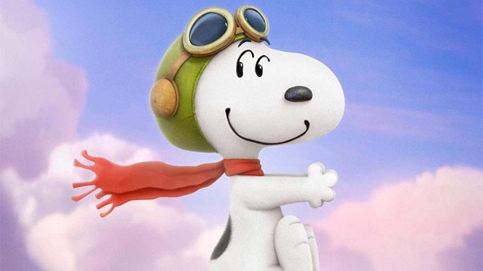 RTVE estrena en primicia el tráiler, en castellano,  de 'Carlitos y Snoopy. La Película de Peanuts'