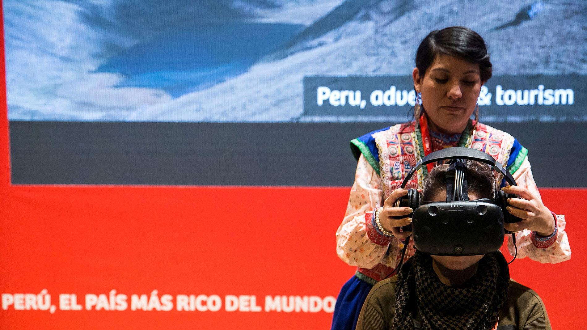 RTVE participa en el despliegue tecnológico de FITUR