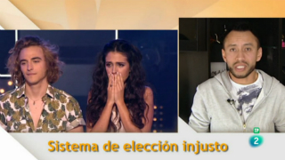 RTVE responde - Críticas a 'Objetivo Eurovisión'
