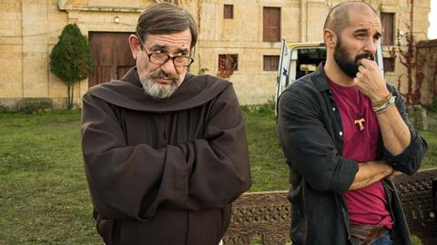 RTVE.es estrena el tráiler de 'Que baje dios y lo vea'