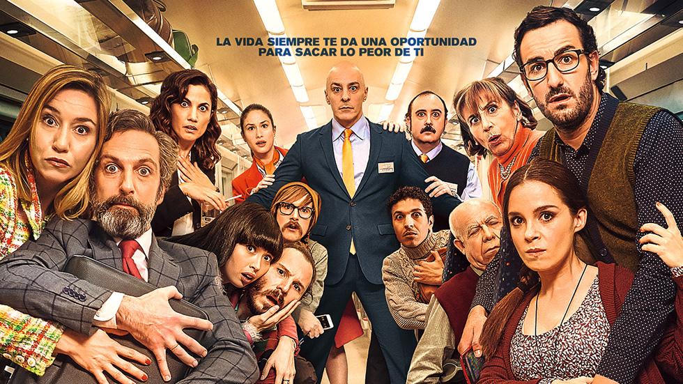 RTVE.es estrena el tráiler de 'Incidencias', la nueva comedia de José Corbacho y Juan Cruz