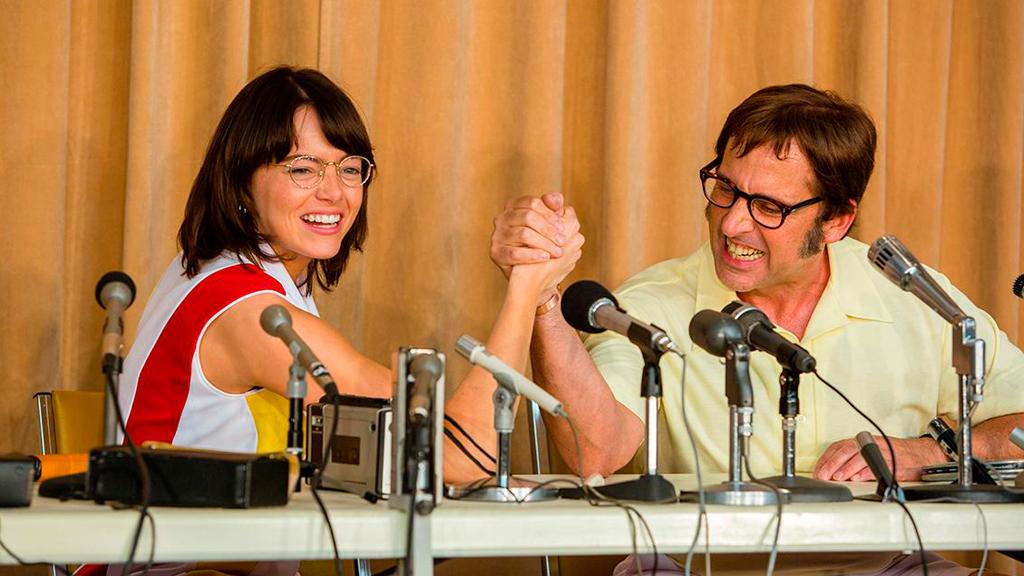 RTVE.es os ofrece un clip exclusivo con declaraciones de Emma Stone y Steve Carrell sobre 'La batalla de los sexos'