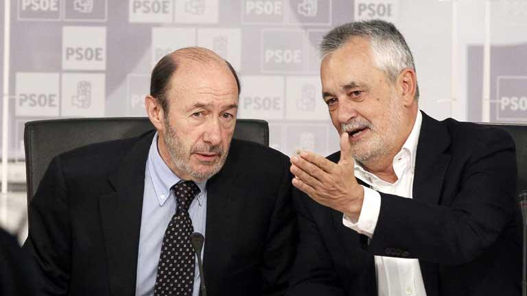 Rubalcaba valora la nueva reforma financiera