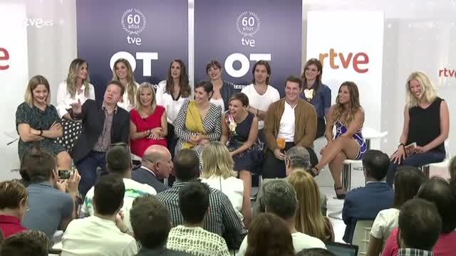 OT. El reencuentro - Rueda de prensa: La estilista de OT1 está viva y sigue trabajando