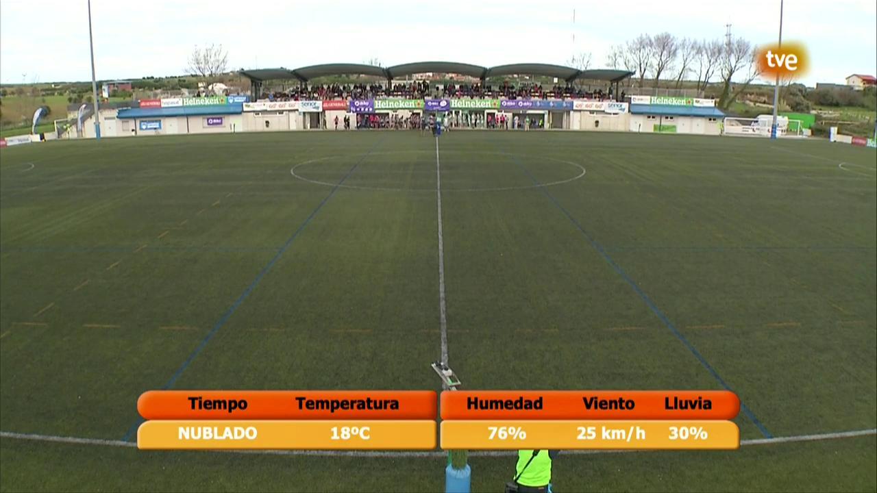 Liga División de Honor Masculina. 8ª jornada