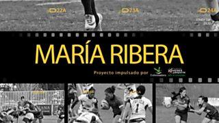 Mujer y deporte - Rugby: María Ribera