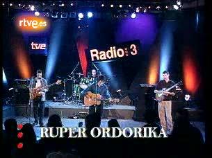 Los conciertos de Radio 3 - Ruper Ordorika 'Belauniko'