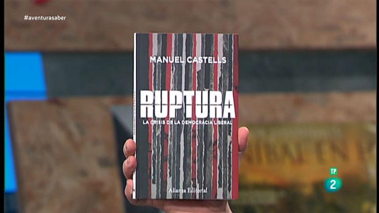 La Aventura del Saber. TVE. Libros recomendados: 'Ruptura. La crisis de la democracia liberal'