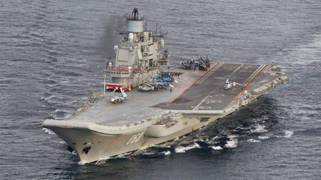 Rusia cancela la escala de una de sus flotas de guerra en Ceuta para repostar